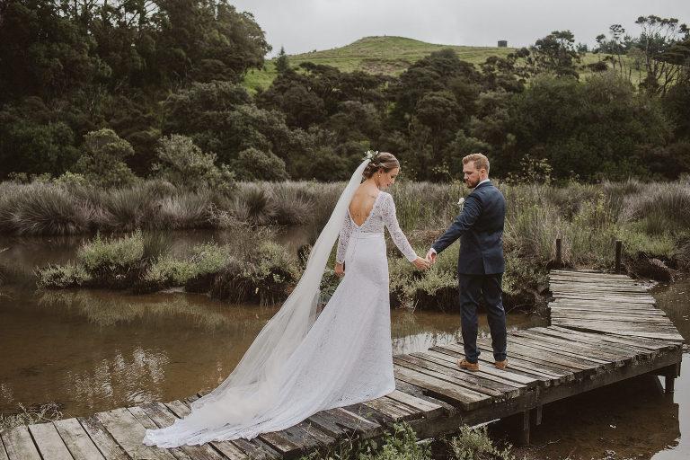 Tawharanui lodge wedding venues